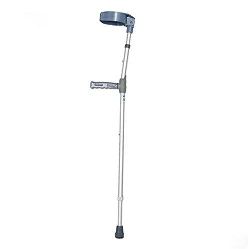 Paar Gehhilfen Unterarm-Gehstützen Krücken Switch Sticks Unterarmgehstützen , A (Unterarm-gehstützen Paar)