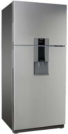 Hotpoint NMTZD 822 F WD Autonome 492L A+ Acier inoxydable réfrigérateur-congélateur - réfrigérateurs-congélateurs (Autonome, Acier inoxydable, Droite, LED, Verre, 492 L)