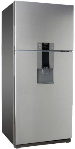 Hotpoint NMTZD 822 F WD Libera installazione 492L A+ Acciaio inossidabile frigorifero con congelatore