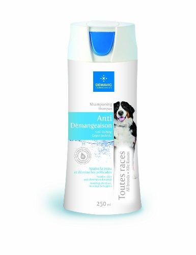 Demavic Shampooing pour Chien Anti-Démangeaison 250 ml