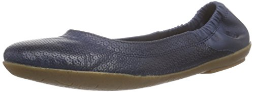 camel active - Bamboo 70, Ballerine Donna Blu (11 Jeans)