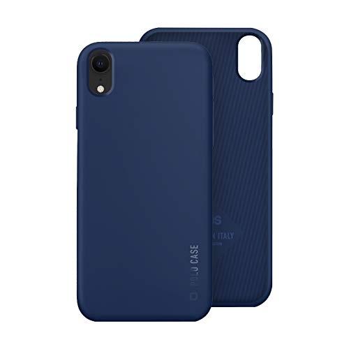SBS Polo Handytasche 15,5 cm (6,1 Zoll) blau - Handyhüllen (Case, Apple iPhone Xr, 15,5 cm (6,1 Zoll), blau)