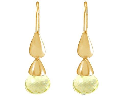 gemshine-boucles-doreille-plaque-or-18k-lemon-quartz-larme-jaune-15-cm