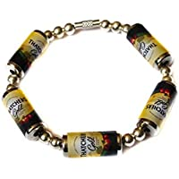 Mixed Up Dolly Thatchers Gold Cider Can Bracelet