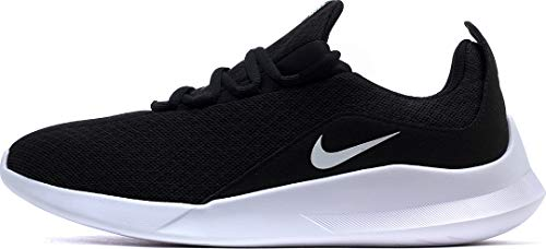 Nike Men's Viale Black/White Running Shoes (AA2181-002)