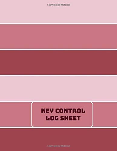 Key Control Log Sheet: Key Checkout System, Key Log Sign In and Out Sheet, Lock Inventory Register, Key Register Logbook Format, Record Key Numbers, ... For Businesses, Personal Use, 110 Pages. Mode Carpenter Jeans