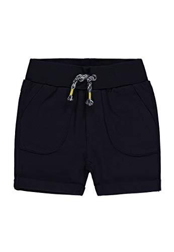 Steiff Baby - Jungen Shorts Shorts, per Pack Blau (Marine|Blue 3032), 92 (Herstellergröße: 92)
