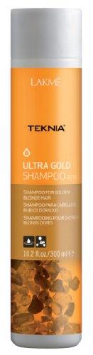 Lakmé Teknia, Shampooing (Ultra Gold) – 300 ml.