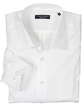 Weißes Hemd von Casamoda in Übergrößen bis 7XL