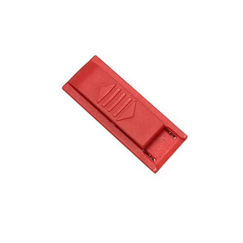 Memegan Ersatzschalter RCM Tool Kunststoff Jig für Nintendo-Schalter