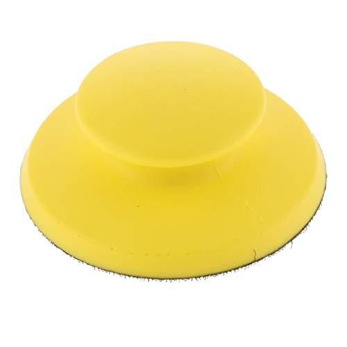 B Blesiya Hochwertige Polierscheibe Polieraufsatz Polierwerkzeug Polierbezug Polierteller 125mm