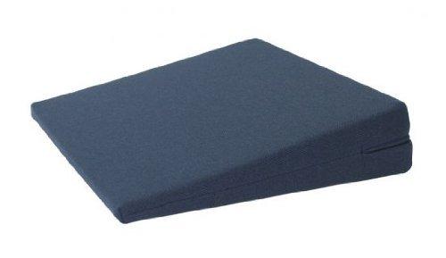 Orthopädisches Keilkissen 100 % Baumwollbezug! - Farbe: schwarz - Kissen Sitzkissen Sitzkeilkissen Sitzkissen Sitzkeil
