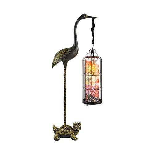 Zuhause, Neuheit Bodenleuchte-Stehlampe Chinesische Tierform Dekoration Lichter Bodenfluter -