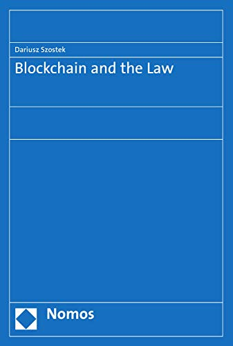 Blockchain and the Law (English Edition)