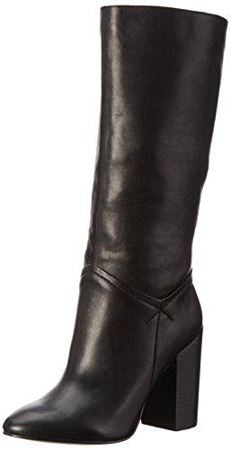 Aldo Women's Jacksie Slouch Boots, Black (Black Leather), 6 UK 39 EU