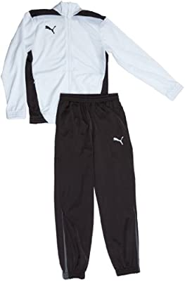 PUMA Kinder Trainingsanzug Foundation Poly Suit II