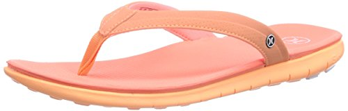 Hurley (Shoes) - PHANTOM WOMENS FREE SANDAL, Infradito per bambine e ragazze Arancione (lava glow)