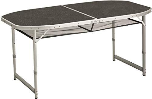 Outwell Hamilton Aluminium Falttisch Campingtisch Festival Table falt- und klappbar | 2019