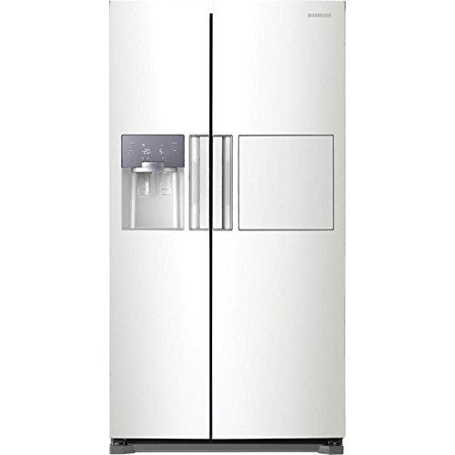 Samsung RS7687FHCWWKühlschrank, amerikanisches Design, freistehend, Weiß, A+, LED, Klimaklassen SN - T