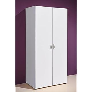 Avanti Trendstore - Balu 2 - Kleiderschrank, in 2 verfügbar, ca. 80x177x52 cm (Weiss)