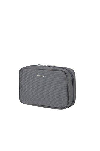 SAMSONITE Cosmix - Weekender Toiletsack Tasche Tasche Taschee, 22 cm, Schwarz Iris