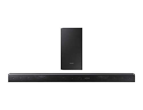 Samsung HW-K850 verkabelt & kabellos 3.1 Kanäle 360W Schwarz Soundbar-Lautsprecher - Soundbar-Lautsprecher (3.1 Kanäle, 360 W, DTS Digital Surround, Dolby Atmos, Dolby Digital Plus, Dolby TrueHD, Active subwoofer, verkabelt & kabellos, 43 W)