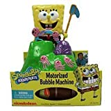 Motorized Bubble Machine - SpongeBob