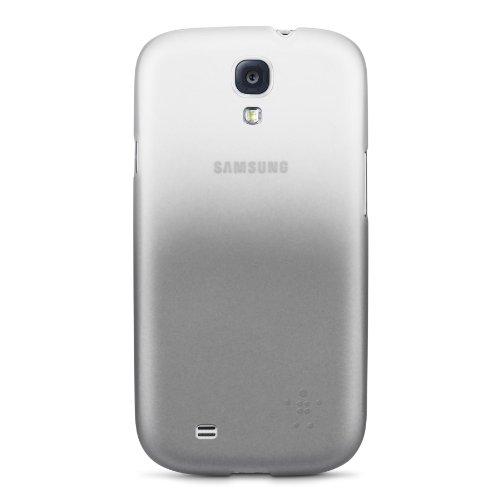 Belkin Micra Glam Matte Case für Samsung Galaxy S4 klar (Seite Klare Portfolio)