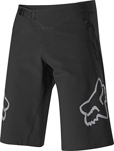 Fox Shorts Junior Defend S Black Y26 (Schmutz-fahrrad-bekleidung)