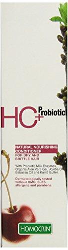 Homocrin Balsamo Naturale Nutriente Per Capelli Secchi E Sfibrati (Homocrin Naturale)