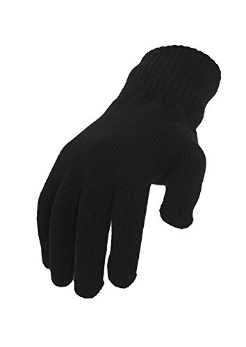 Urban Classics Knitted Gloves Black