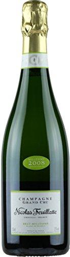 Nicolas Feuilatte Champagne Chardonnay Grand Cru 2008