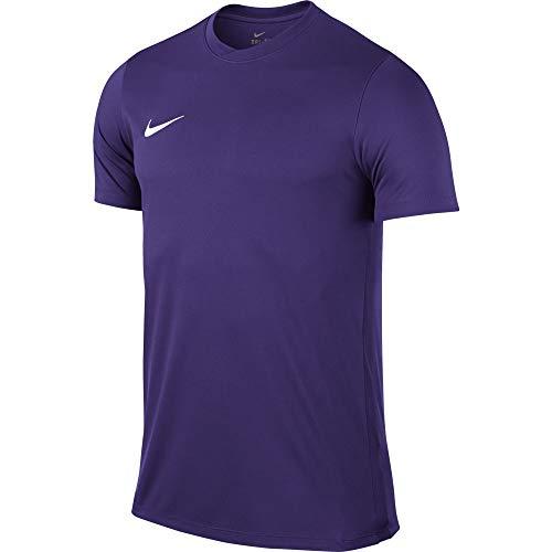 NIKE Herren Kurzarm T-Shirt Trikot Park VI, Violett (Court Purple/White/547), XL -