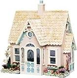 Dollhouse Miniature The Buttercup Cottag...