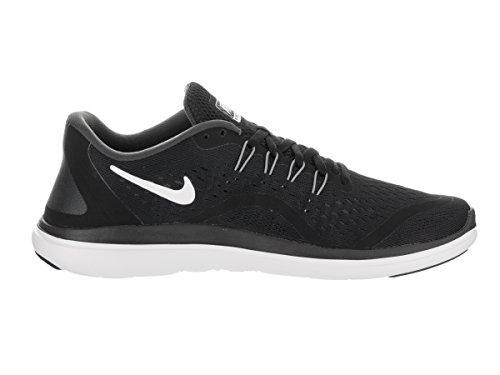 Nike Herren Men's Nike Free Rn Sense Running Shoe Laufschuhe black-white-anthracite-cool grey (898457-001)
