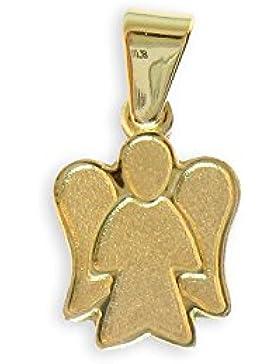 Schutzengel Engel Anhänger echt 585 Gold 14 Karat (Art 213273) GRATIS-SOFORT-GRAVUR