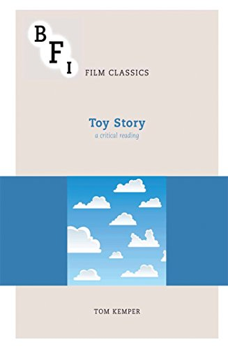 Toy Story: A Critical Reading (BFI Film Classics) (Toy Story-film-theater)