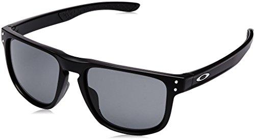 Oakley Herren Holbrook R 937701 Sonnenbrille, Schwarz (Negro), 55