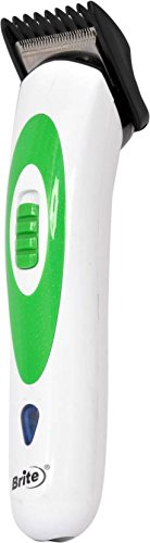 Brite BHT-580 Professional Rechargeable Trimmer - Hair Clipper for Men, Women