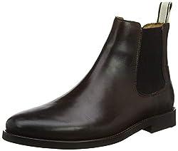 GANT Footwear Herren MAX Chelsea Boots, Braun (Dark Brown G46), 43 EU