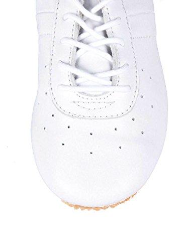 Basket Agnes b. Sport b. T36 Cuir Blanc