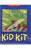Creepy Crawlies Kid Kit [With Bug Viewer, Quick Reference Guide] (Kid Kits) Viewer-kit