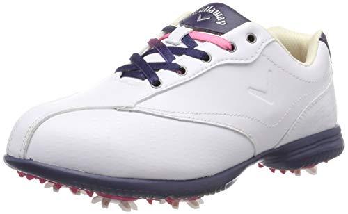 Callaway , Damen Golfschuhe 38.5 EU, Damen, 38W44826575017, Weiß (White), 38.5 EU