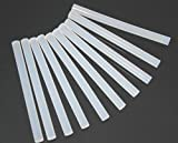 All Time Trendz Hot Melt Clear Glue Sticks (12Pcs) 11mm X 228mm