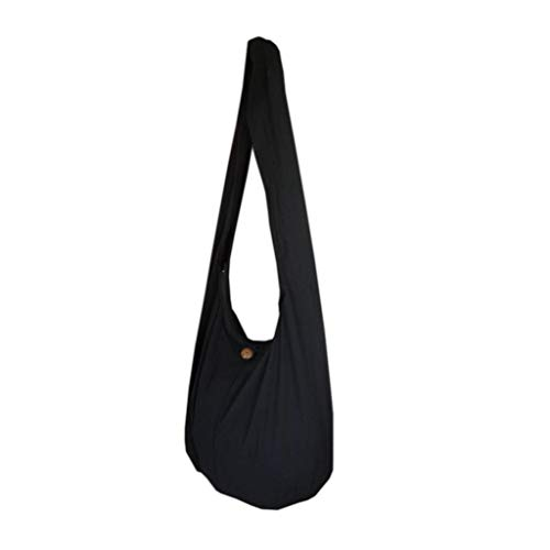 PANASIAM Shoulderbag Uni black L