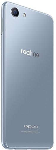 Realme 1 (Silver, 4GB RAM, 64GB Storage)