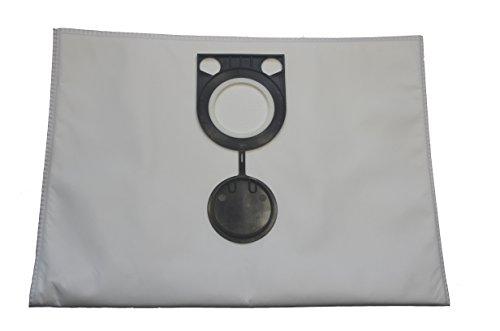 Starmix 434988 Filterbeuten Vlies (10 Stück, doppellagig, Inhalt 25-35 Liter, für ISP-/ISC-/is-Serie) FBV 25-35