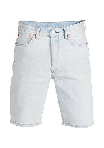Preisvergleich Produktbild Unbekannt Levis Herren Jeansshorts 501 HEMMED SHORT 36512-0060 Looking Pasty,  Hosengröße:34