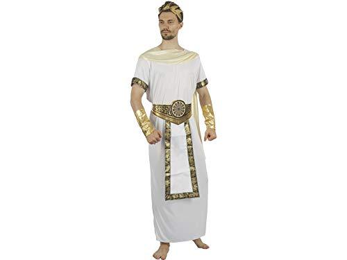 DISONIL Kostüm griechischer Gott Mann Größe L (Griechischer Männer Gott Kostüm)