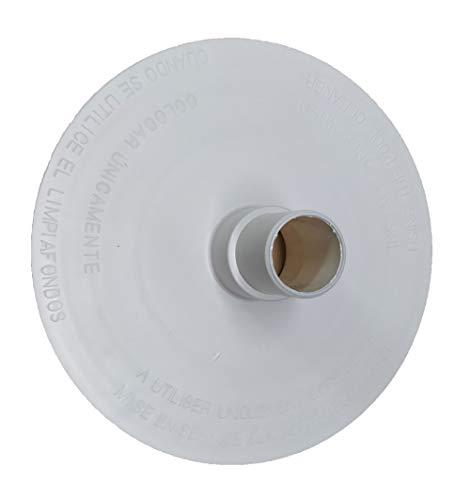 180 mm, Saugplatte Bodenreiniger, Skim VAC, Skimmerplatte, Standartgröße, Miniskimmer,